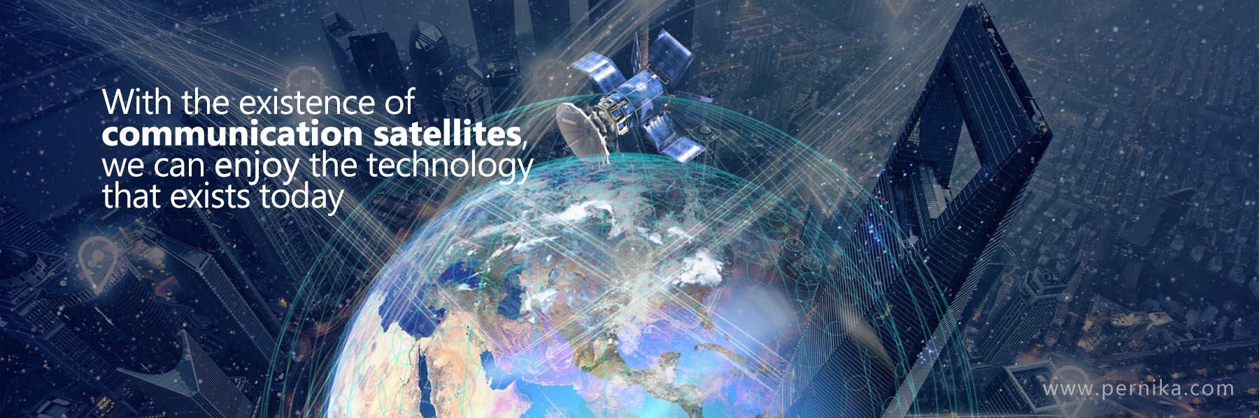 Jenis dan peranan satelit Komunikasi