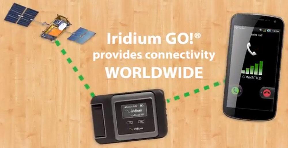 portable internet satelit